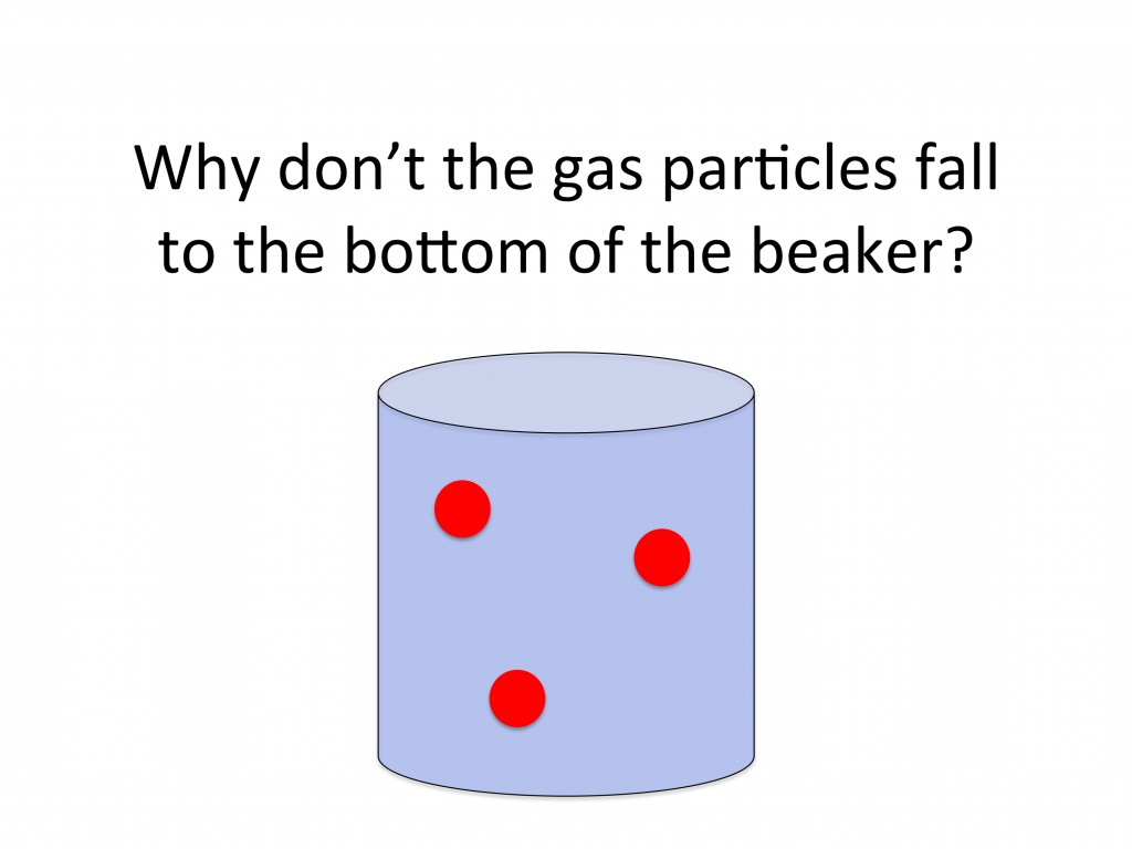 Thinking about particle pictures and student misconceptions